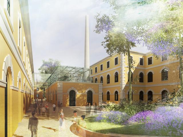 Prosegue la valorizzazione dell'ex Manifattura Tabacchi di Bari