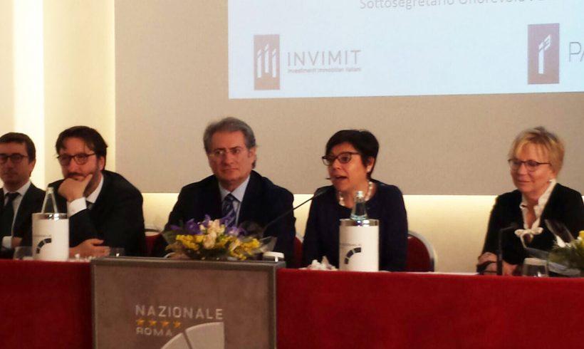 Ministero Economia e Interno a sostegno di INVIMIT
