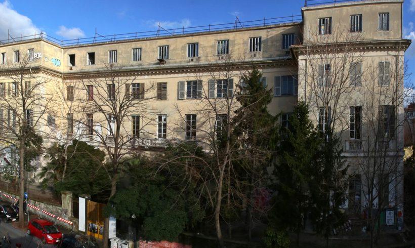 GENOVA – Via Bertani, 1