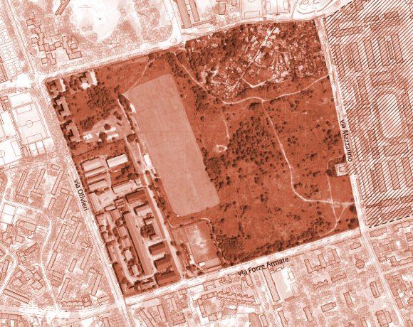 In vendita a Milano il complesso immobiliare di Piazza D'Armi e Magazzini di Baggio