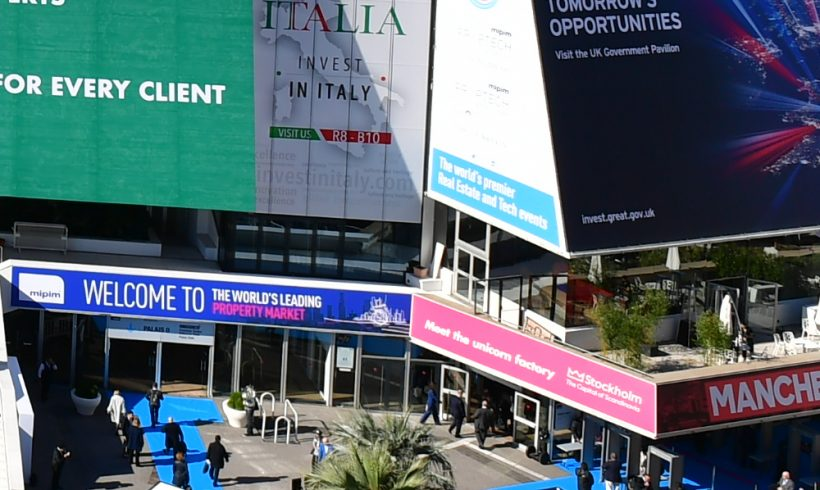 Invimit al Padiglione Italia al Mipim dal 13 al 16 marzo