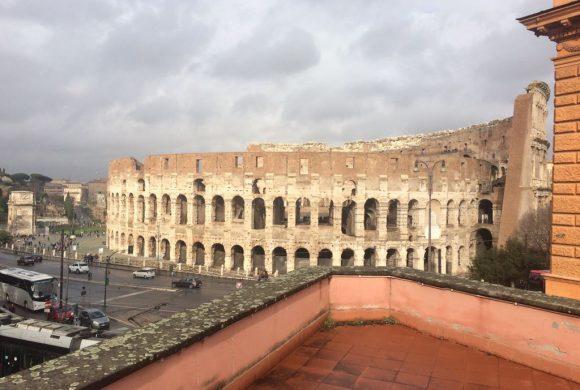 Avviata la vendita a Roma di un edificio cielo terra al Colosseo
